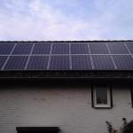 Bosch Photovoltaik Lehrte